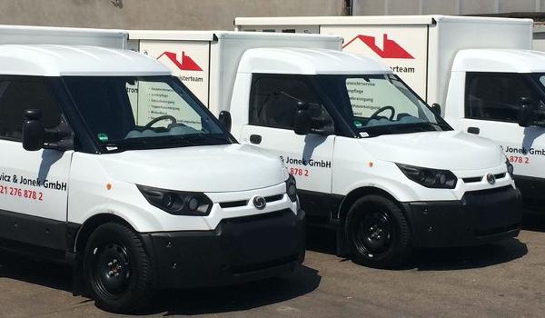 Elektro-Fahrzeuge